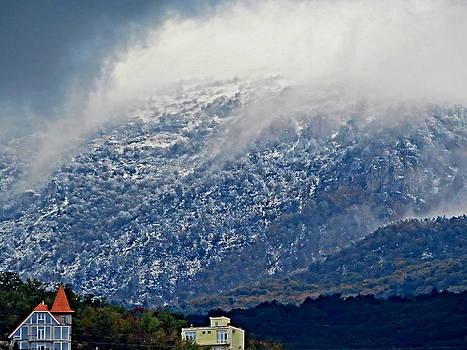 Rick Todaro - Snowstorm Descending