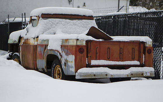 Snowy Ford - Color by Quin Bond