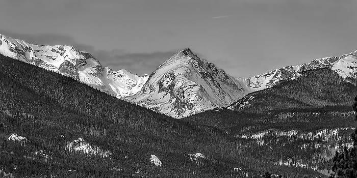 Snowy Peak by Garett Gabriel