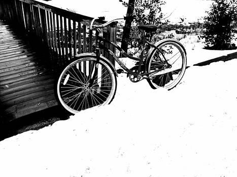 Kevin D Davis - Snowy Ride
