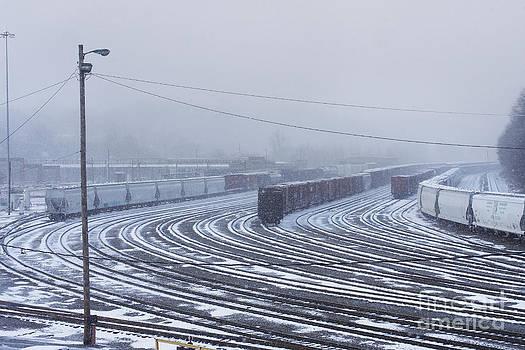 Jonathan Welch - Snowy Tracks