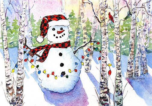 Mary Giacomini - Snowy Wishes