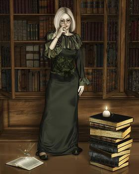 So Many Books... by Rachel Dudley