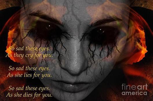 So sad these eyes by Blair Stuart