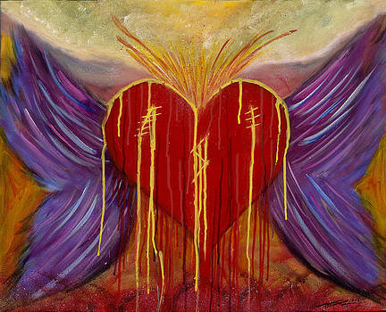 Soaring Heart by Tamika Lamb