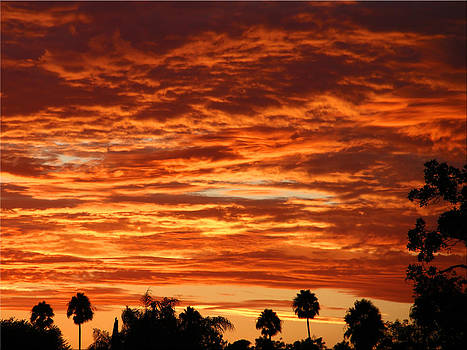 SoCal Sunset by Chet King