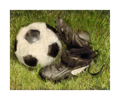 Soccer Practice by Craig Tinder