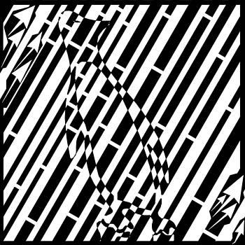 Socially Awkward Penguin Maze  by Yonatan Frimer Maze Artist