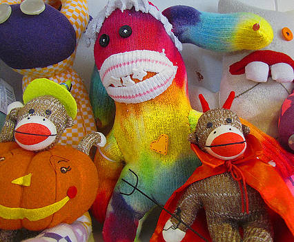 Sock Pals by Tony and Kristi Middleton