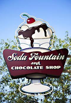 Ricky Barnard - Soda Fountain