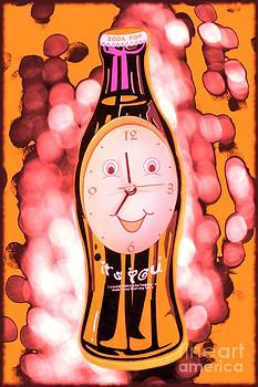 Sophie Vigneault - Soda Pop Clock
