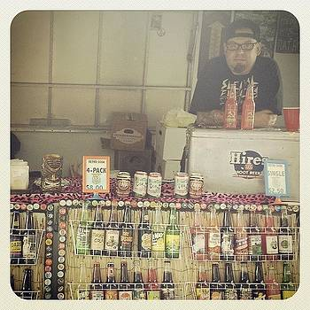Soda Shop In A Truck #retrorow by Zarah Delrosario