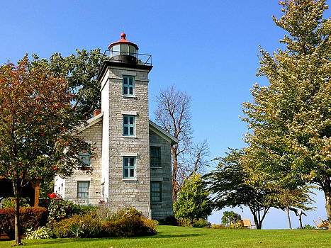 Sodus Point Lighthouse by Judd Connor