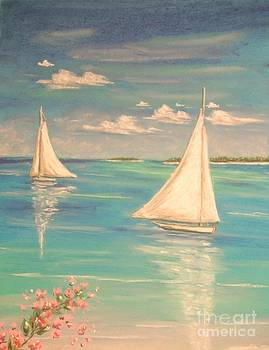 Soft Breeze by The Beach  Dreamer