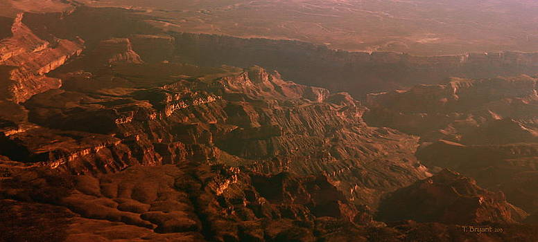 Kume Bryant - Soft Early Morning Light Over the Grand Canyon 3