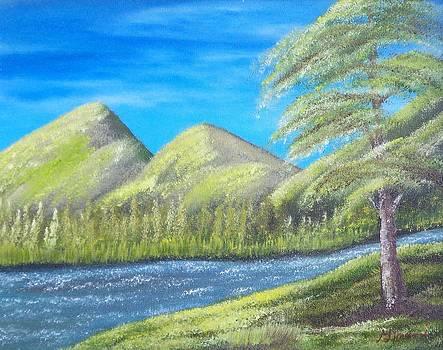 Soft Hills by John Minarcik