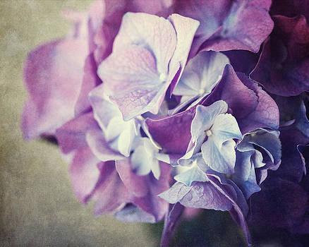Lisa Russo - Soft Purple Hydrangea Bouquet