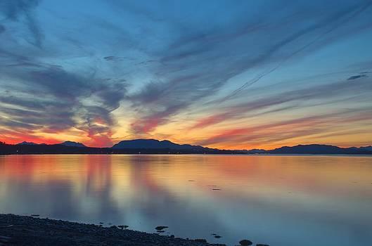 Soft Sunset by Kathy Paynter