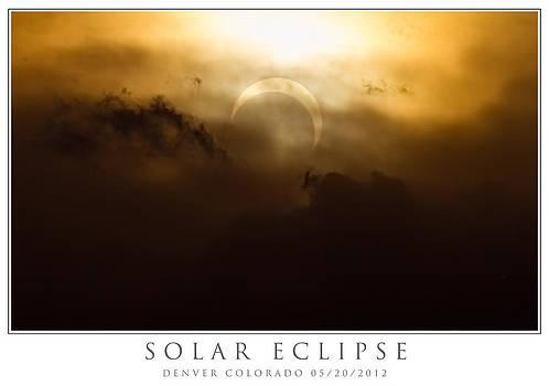 Solar Eclipse by Howard Weitzel