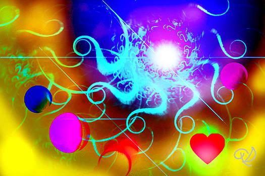 Solar Event by Ute Posegga-Rudel
