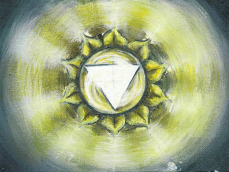 Solar Plexus Chakra by Jade Clark