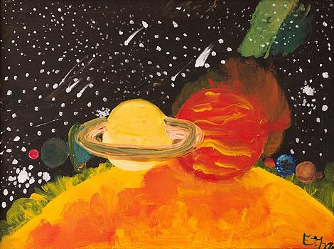 Solar System by Ethan Altshuler