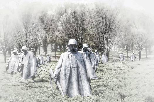 Kathy McCabe - Soldiers of the Korean War