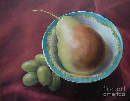 Solitaire by Rita-Anne Piquet