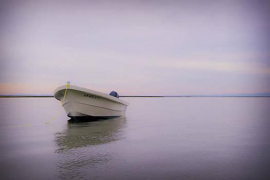 Adam Romanowicz - Solitary Boat