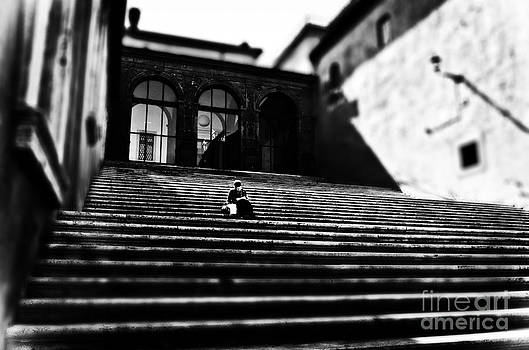 Solitude by Alessandro Giorgi Art Photography