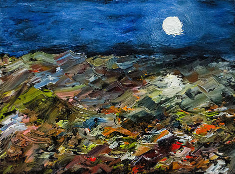 Solitude by Alexandra Brown