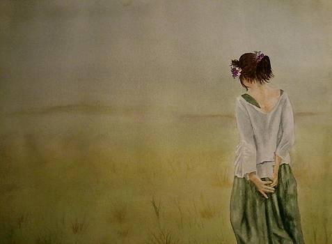 Solitude by Barbie Hillenbrand