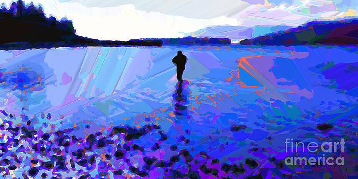 Dorinda K Skains - Solitude in Blue