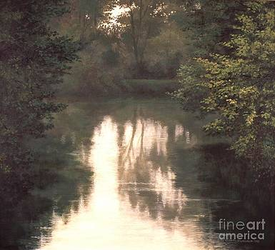 Solitude by Michael Swanson