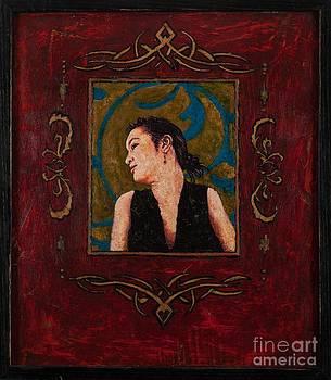 Solitude one by Sandra Dawson