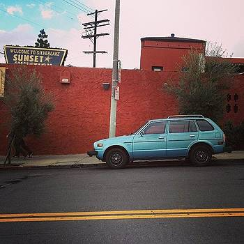 #soloparking #civic Silverlake by Bx N-fx