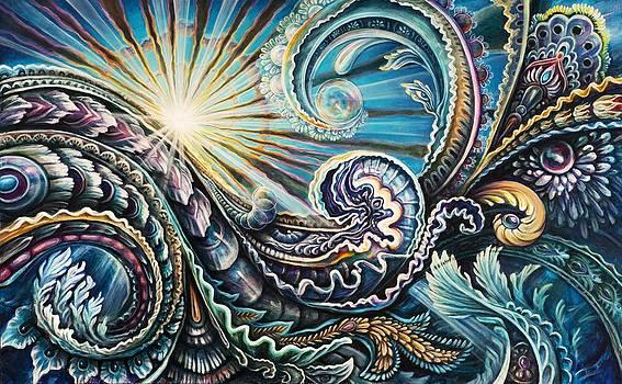 Solstice by Morgan Mandala and Randal Roberts