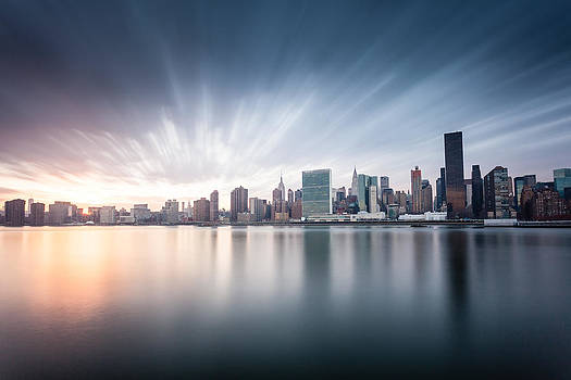 Solstice Skies by Tim Drivas