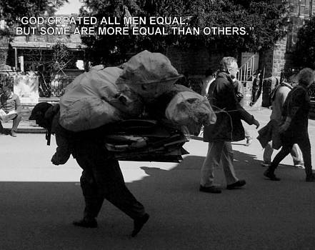 Some are more equal than others by Salman Ravish