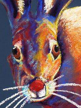 Some Bunnie's Looking by Holly Wright