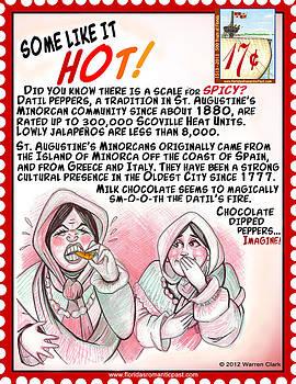 Some Like It Hot by Warren Clark