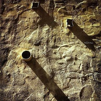 Some Walls Are More Interesting Than by Christi Evans
