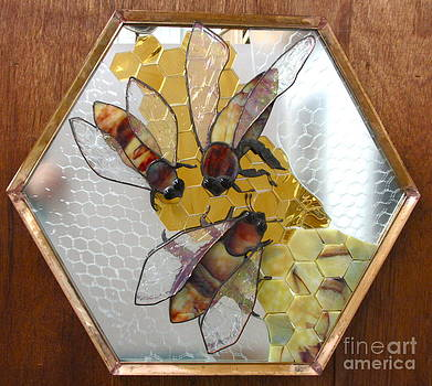 Something About Bees by Sherri Anderson