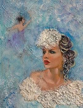 Something Old Something Blue by Vicki Wynberg