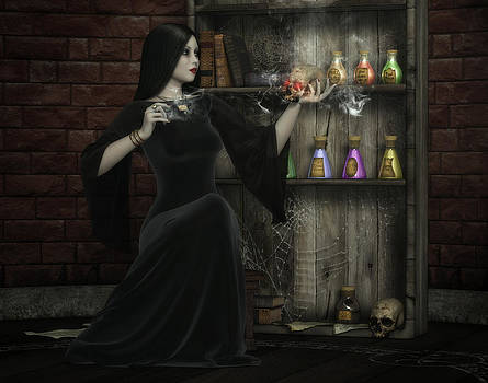Something Wicked by Rachel Dudley