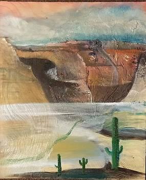 Somewhere in AZ by Gregory Dallum