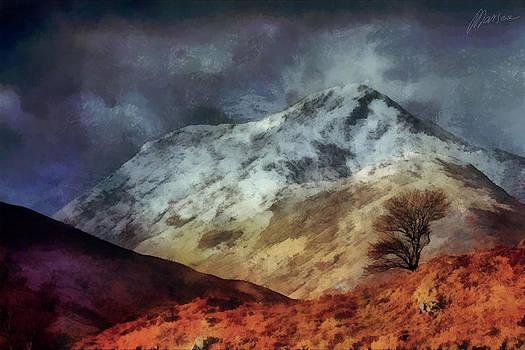 Somewhere in Scotland by Marina Likholat