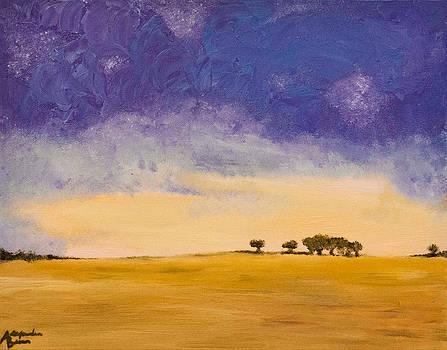 Somewhere Texas by Alexandra Brown