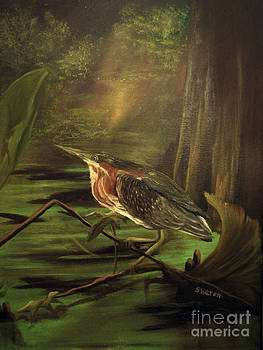 Song of the Everglades by Sharon Burger