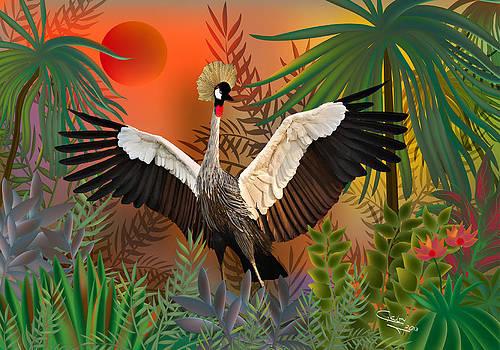 Songbird - Limited edition 2 of 20 by Gabriela Delgado